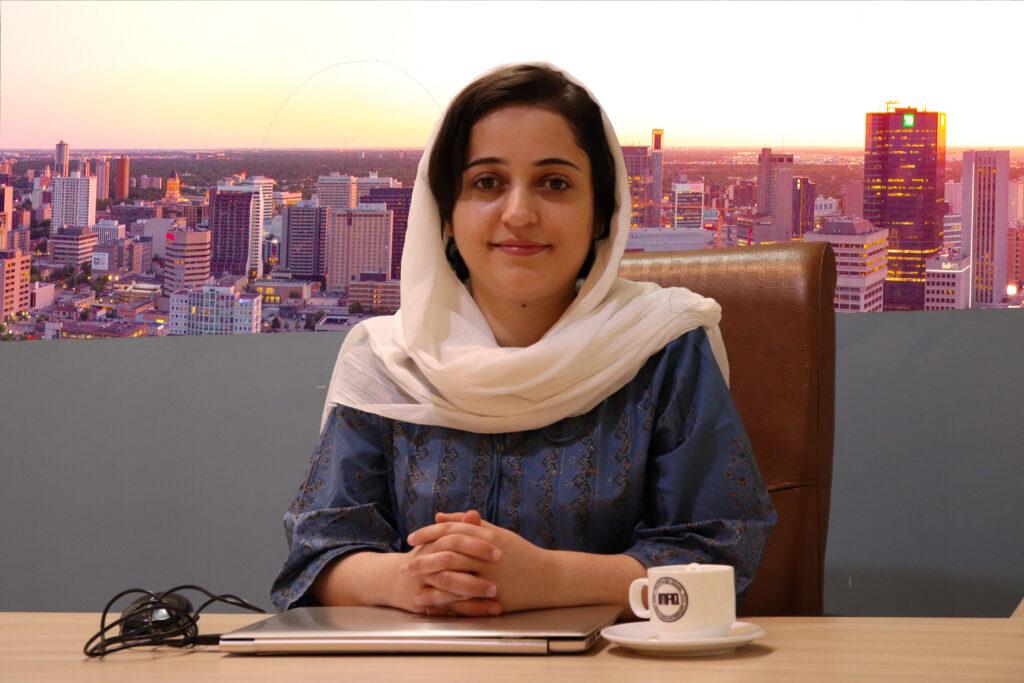 Monireh Bahrami