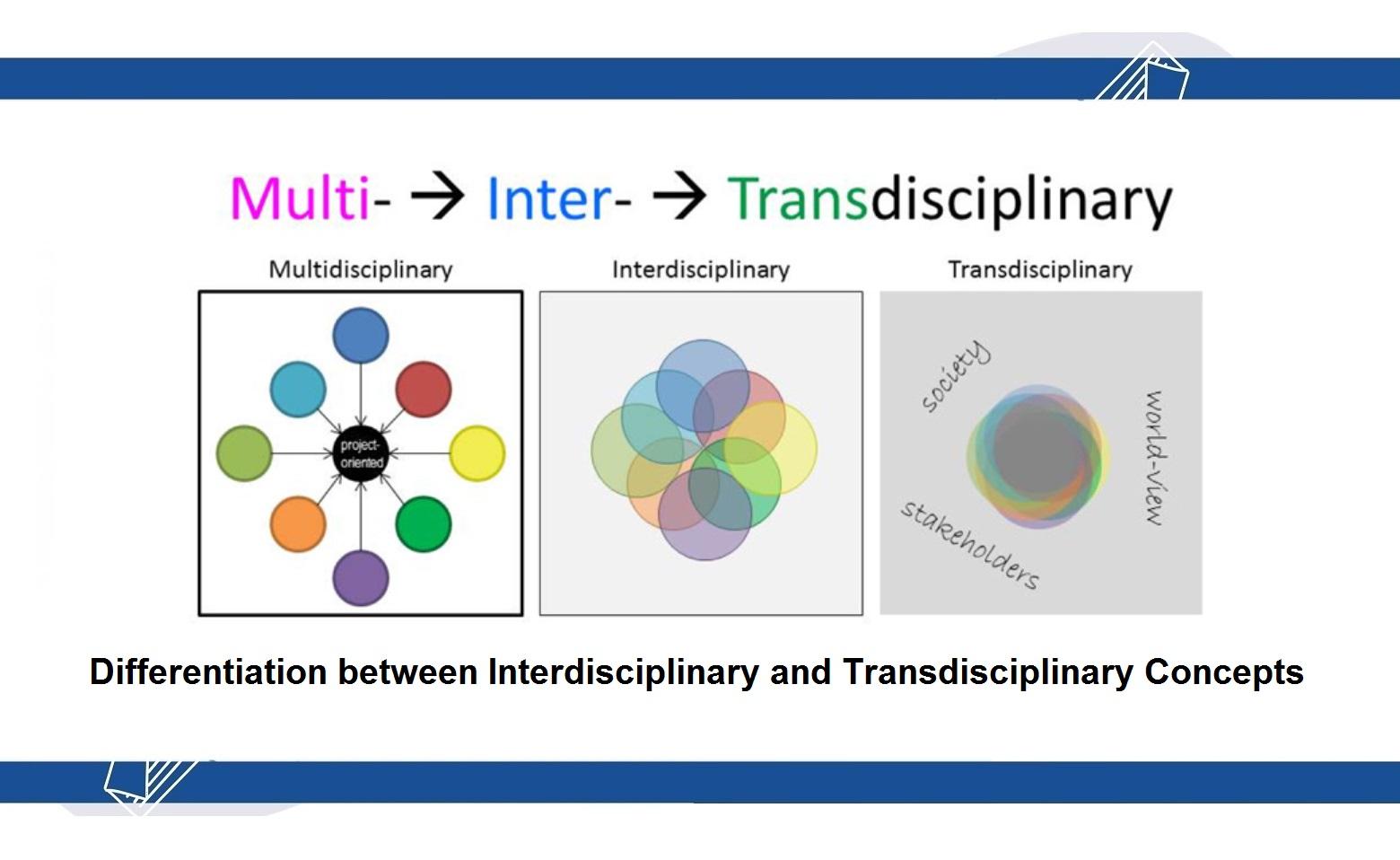 Transdisciplinary Concepts
