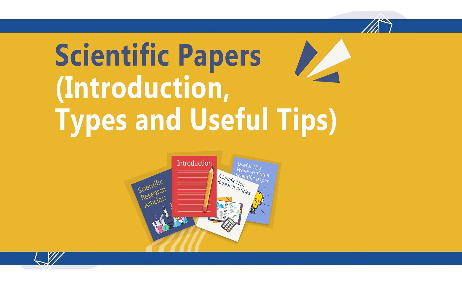 Scientific Paper