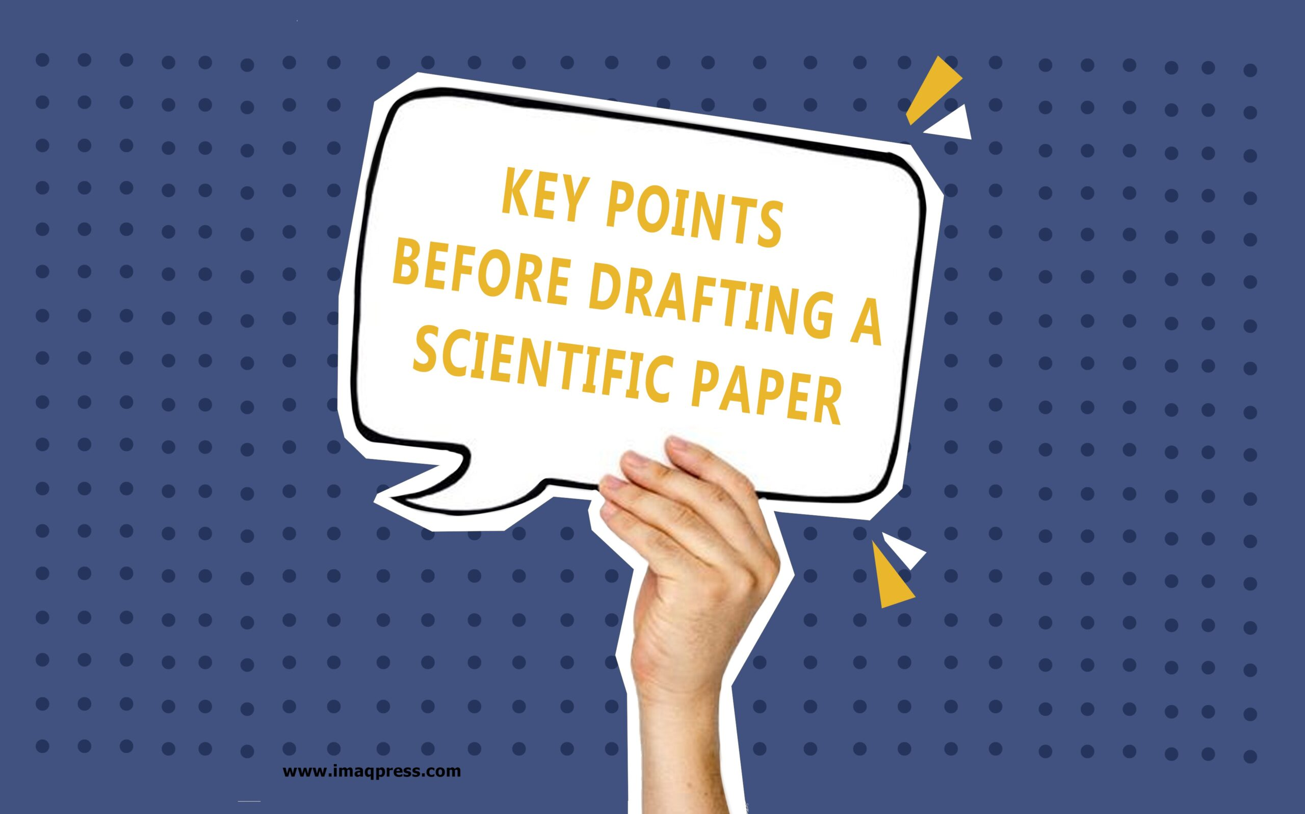 Common Mistakes While Drafting a Scientific Paper