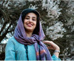 mahnaz jahani - fashion insight editor