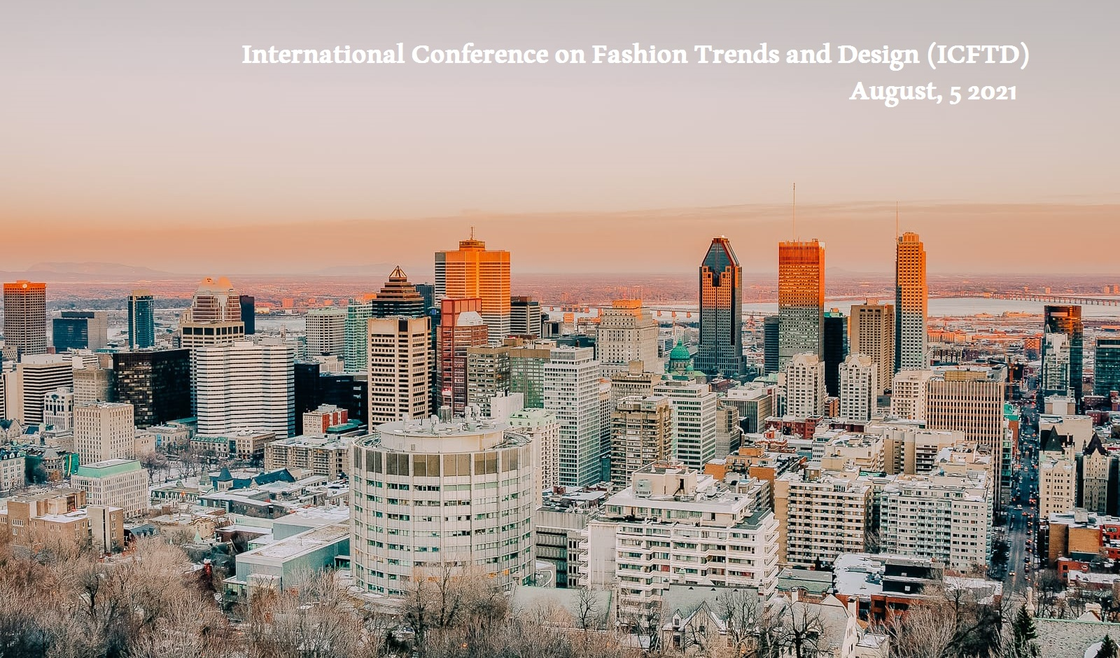 Conference on Fashion Trends