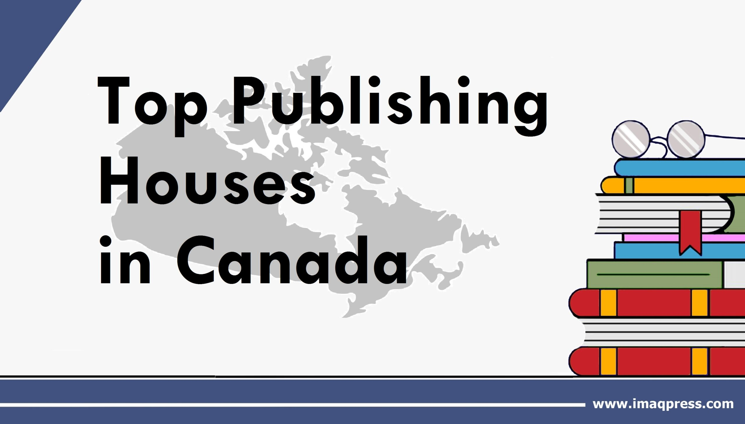 Top Publishing Houses in Canada