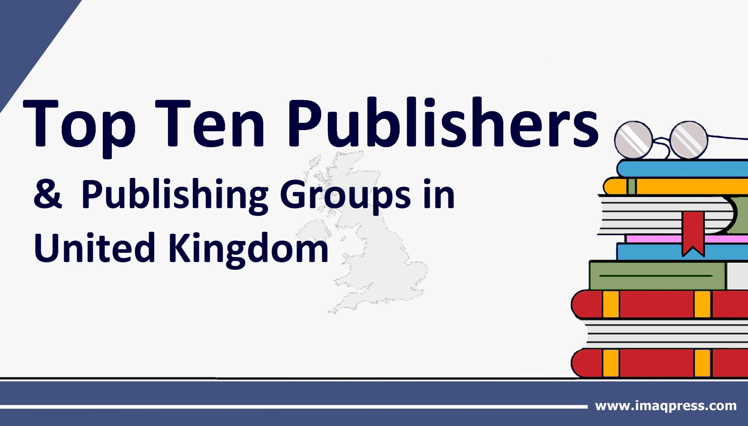 Publishing Groups in United Kingdom